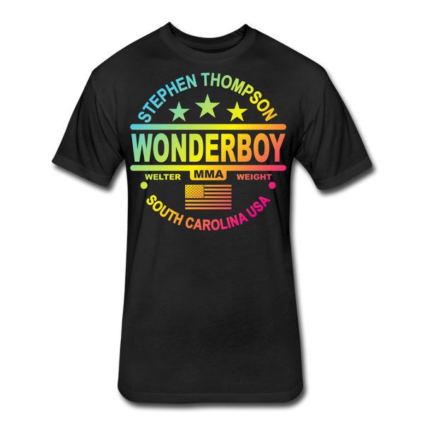 Wonderboy Color Fade T - black