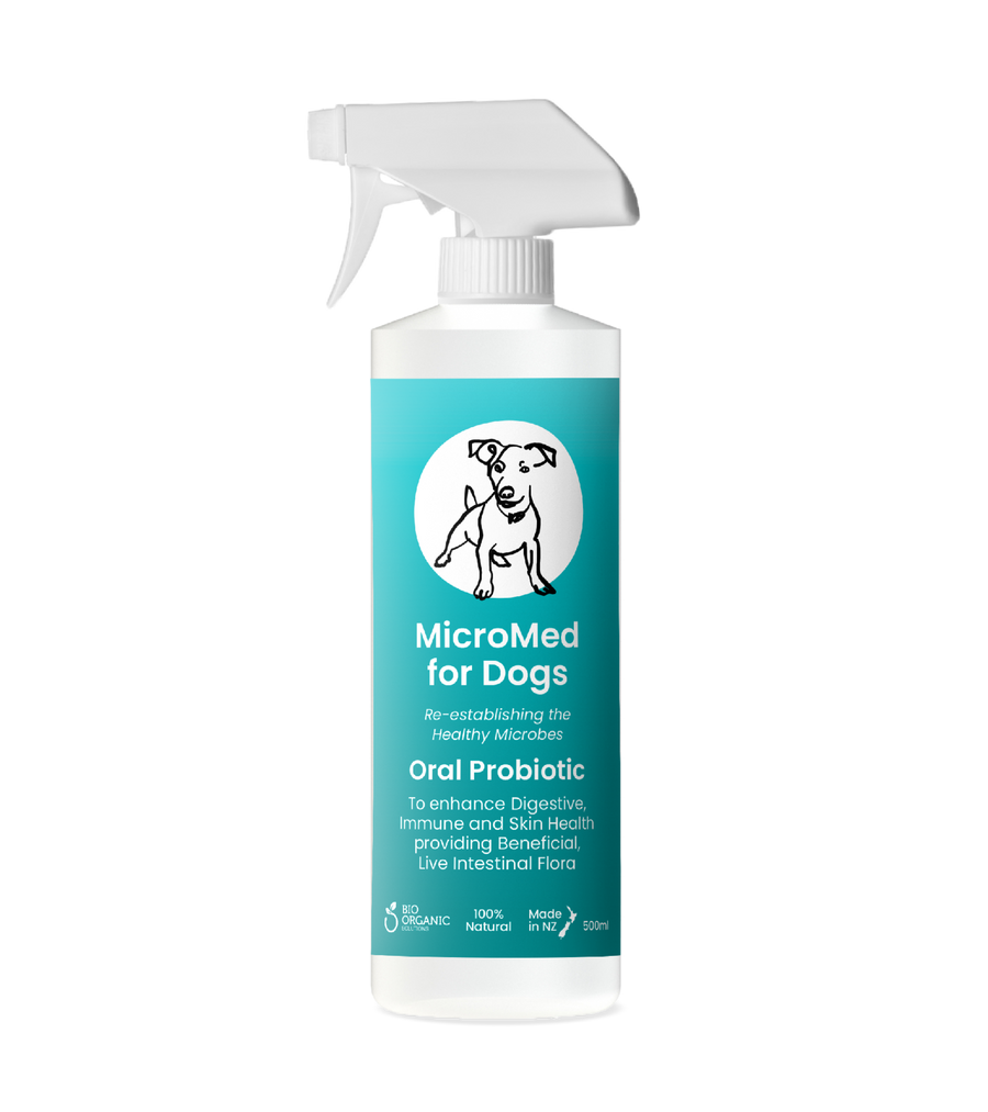 MicroMed for Dogs Everyday Care – 500ml