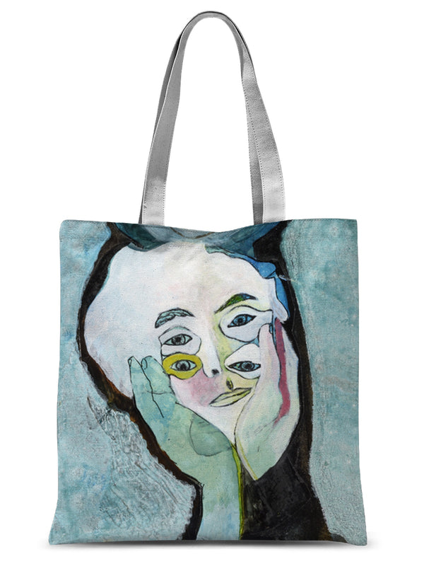 Transformation Sublimation Tote Bag