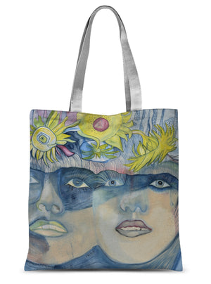 Paula Sublimation Tote Bag