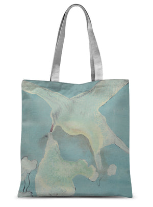 Artic tern Sublimation Tote Bag