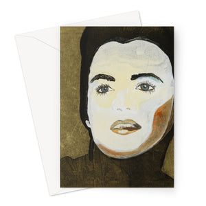 Marlene Greeting Card