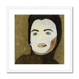 Marlene Framed & Mounted Print