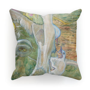 Artic tern II Cushion