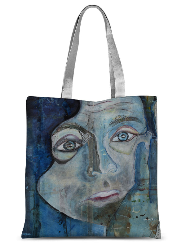 Indigo Sublimation Tote Bag