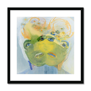 Gemini Framed & Mounted Print
