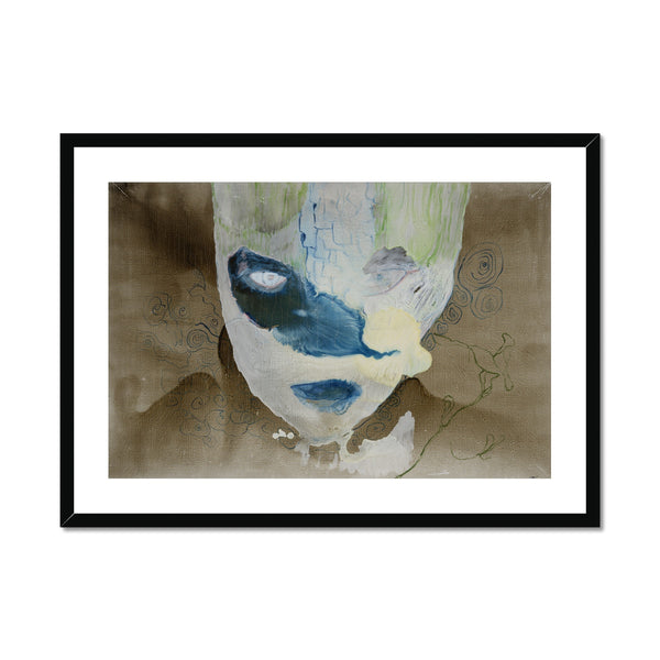 Björk Medúlla in framed and mounted print. Gallery Seeselja