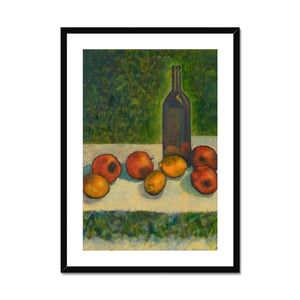 Still life Framed & Mounted Print