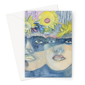Paula Greeting Card