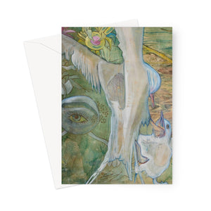 Artic tern II Greeting Card
