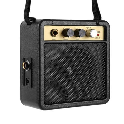 Mini Portable Guitar Amp