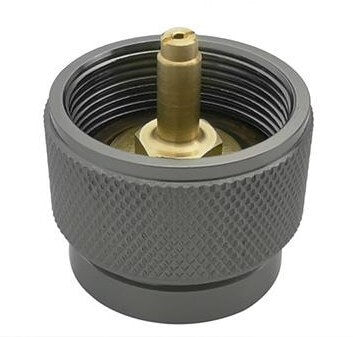 Ultralight Stove Valve Adapter