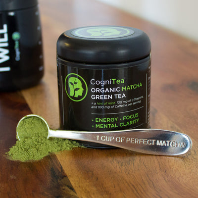 Perfect Matcha Spoon