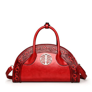 Classic elegant shoulder handbag - onekfashion