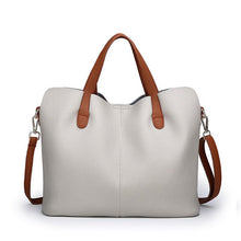 Load image into Gallery viewer, European Litchi Grain Messenger Bags - onekfashion