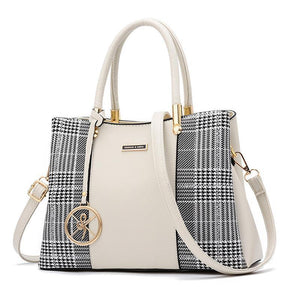 Leisure Lady Hand Bag for Office Ladies - onekfashion