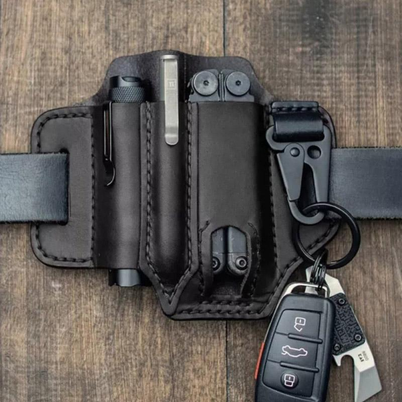 Retro Army storage holster
