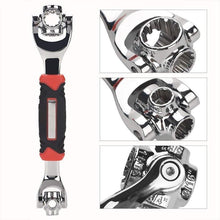 Load image into Gallery viewer, 48-in-1 TIGER WRENCH with 360° Rotating Head