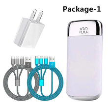 Load image into Gallery viewer, 10000mAh Power Bank Family Package