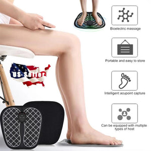 Intelligent Acupoint Capture Foot Massage Pad-65% OFF TODAY