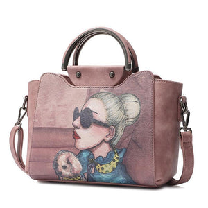 Korean hottest branded lady bag - onekfashion