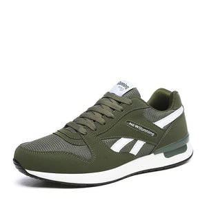 Running shoes, low-cut, mesh, breathable casual shoe - onekfashion