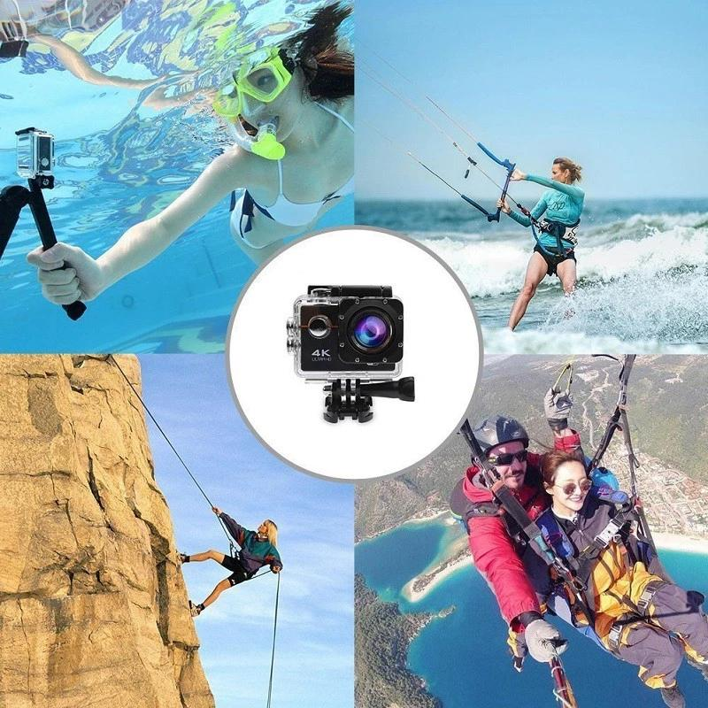 4K Ultra HD - Action Cam