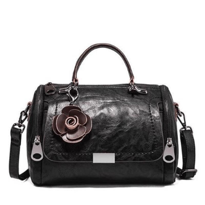 European Trendy Boston Handbag in 2019 - onekfashion