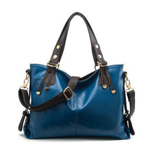 Load image into Gallery viewer, Large- capacity American leather lady bag - onekfashion