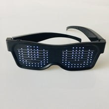 Load image into Gallery viewer, Stylish Bluetooth LED Magic Glasses