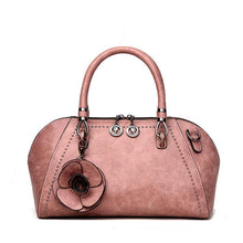 Load image into Gallery viewer, Vintage Flowers Crossbody Bag Handbag - onekfashion
