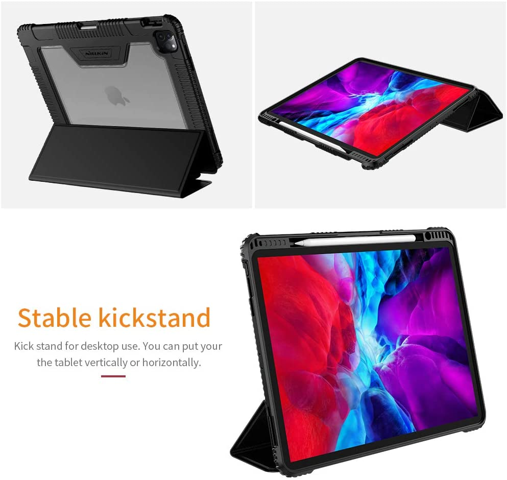 "2020 iPad Pro 11"" & 12.9"" Full Body Protective Shockproof Case"