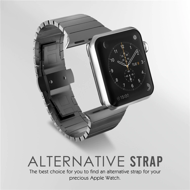 Apple Watch Link Bracelet Stainless Steel Band