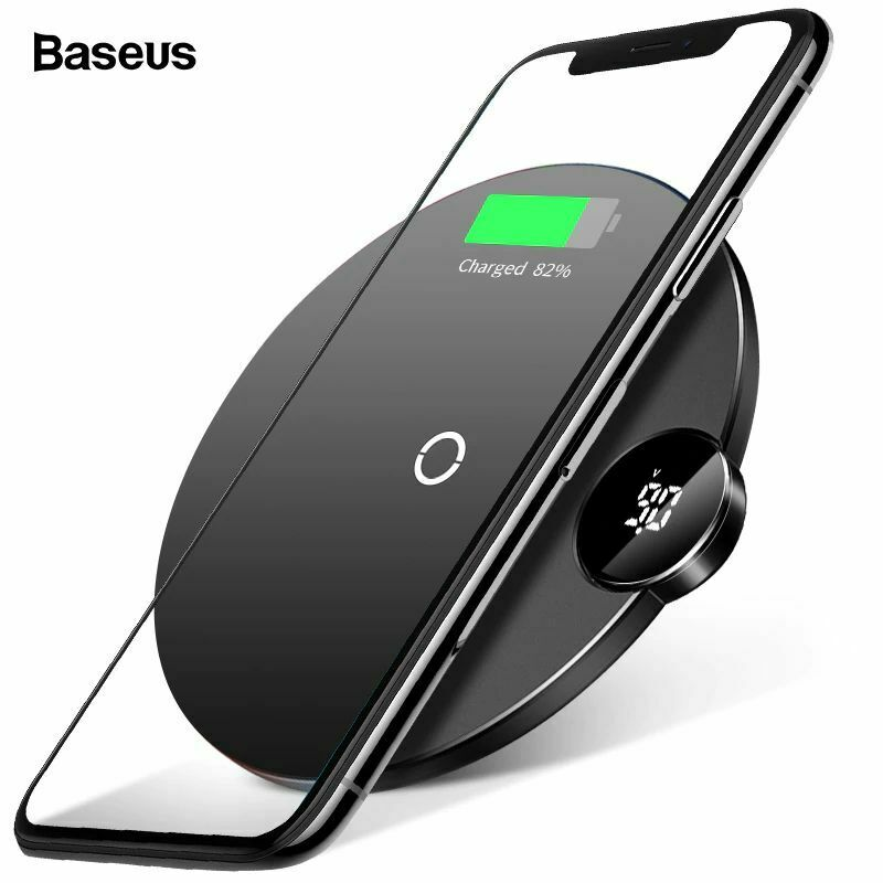 Baseus Wireless Charger Qi 10W