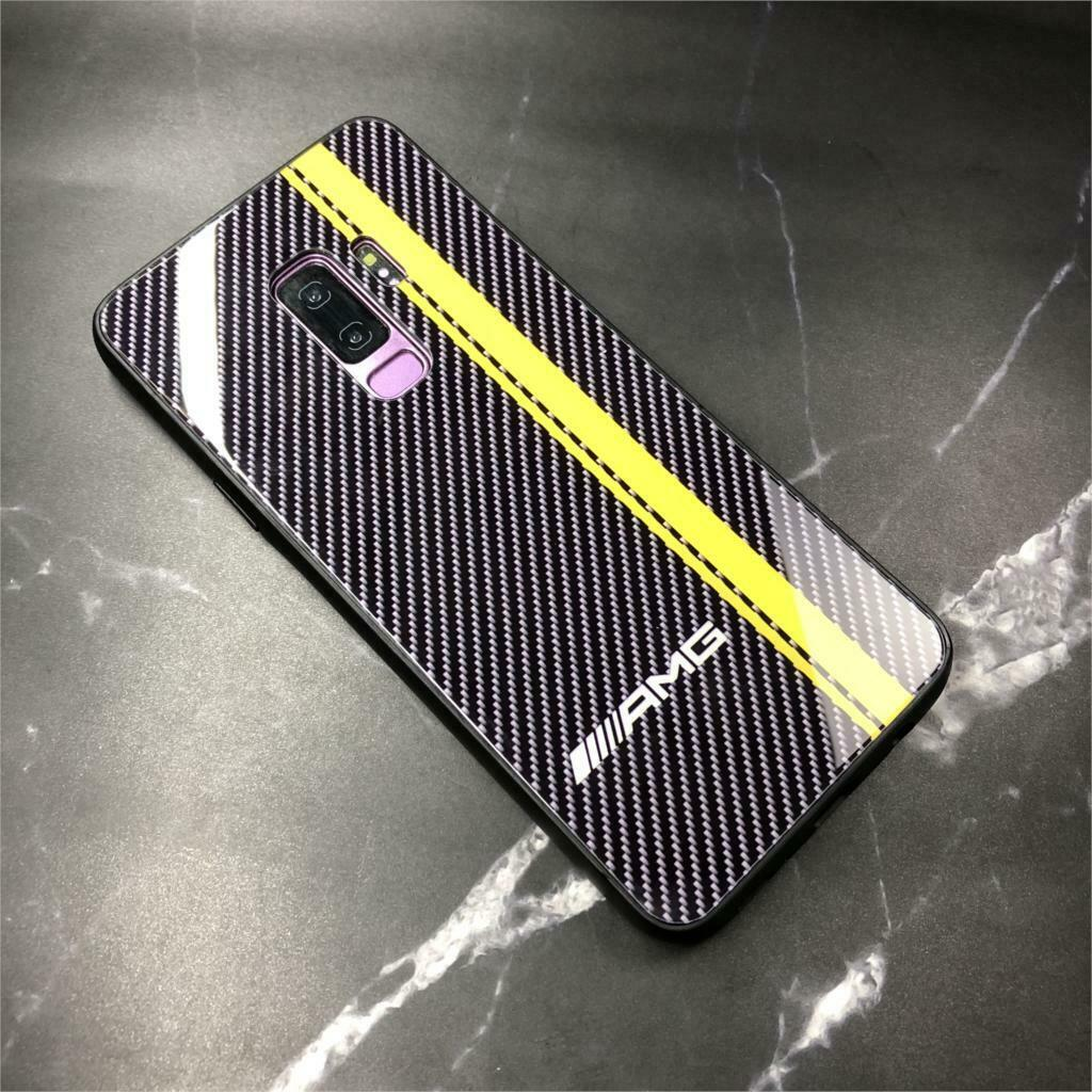 Supercar Carbon Fiber Case for iPhone