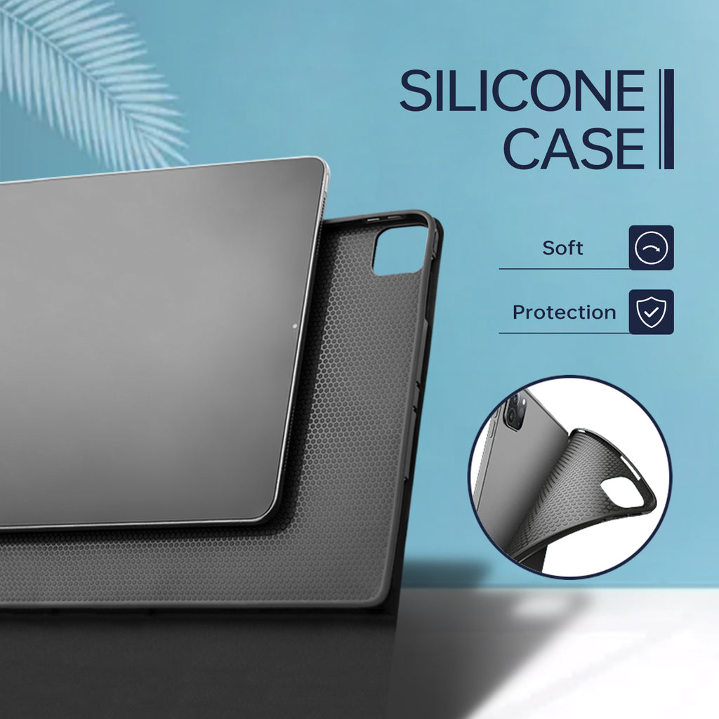"iPad 11"" inch keyboard case with trackpad"