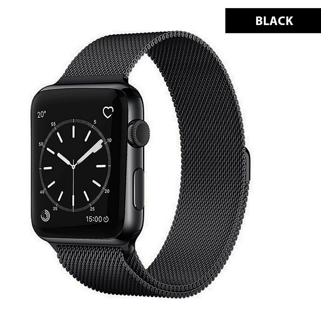 Milanese Loop Apple Watch Band 8 color