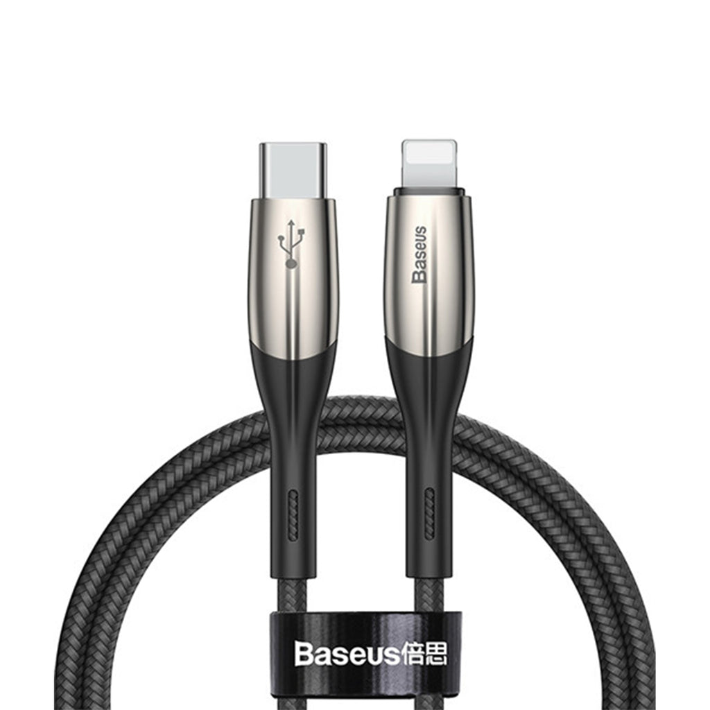 Baseus 18W Quick Charge Type-c to Lightning Cable 1m