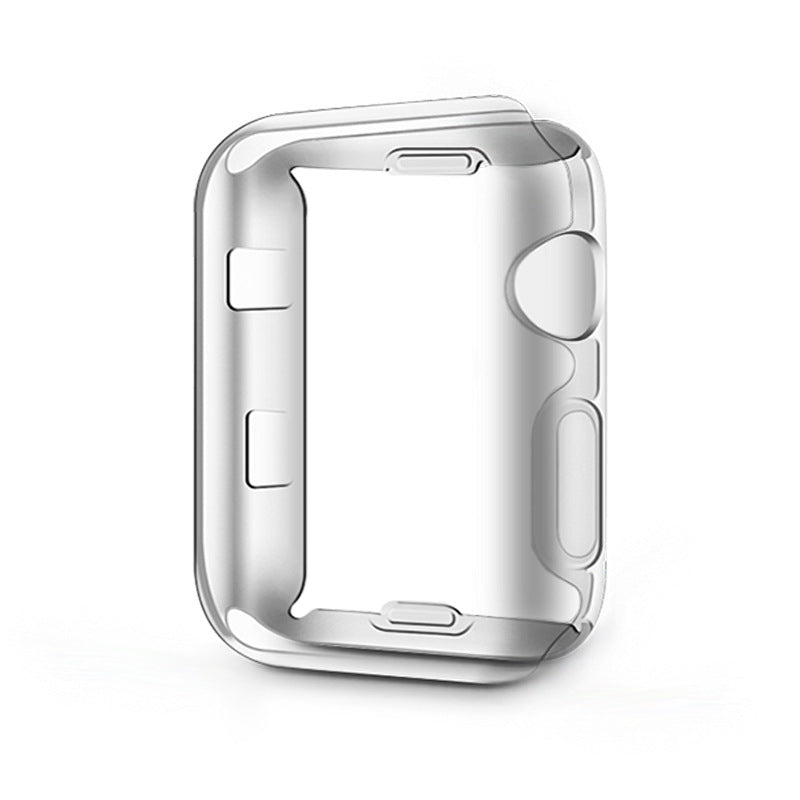 Apple Watch clear TPU cover case