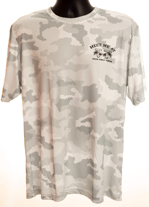 TT's Tiki Bar Camo T-Shirt