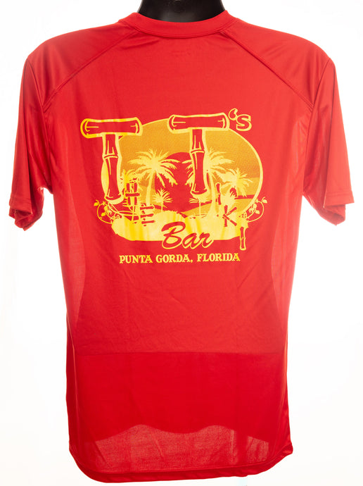 TT's Tiki Bar Short Sleeve T-Shirt