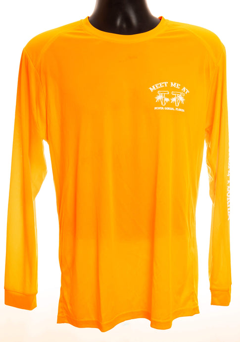 TT's Tiki Bar Long Sleeve T-Shirt