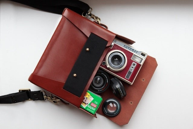 How we built a bag with Lomography