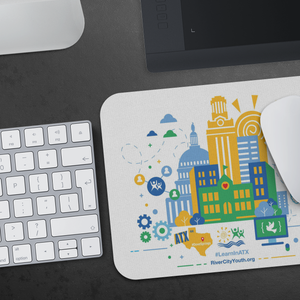 #LearnInATX Mousepad
