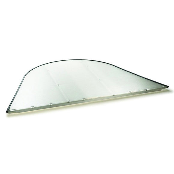 Stonewells Egress Window Well Cover - Clear