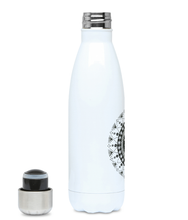 Load image into Gallery viewer, 500ml Water Bottle 'Virgo' - Rebecca Leah Designs