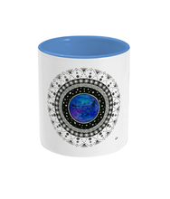 Load image into Gallery viewer, Two Toned Mug 'Capricorn' - Rebecca Leah Designs