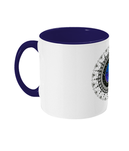 Two Toned Mug 'Capricorn' - Rebecca Leah Designs