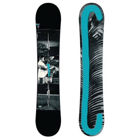 BURTON CUSTOM TWIN 156 2017