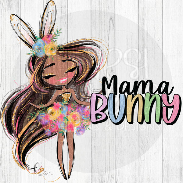 Mama Bunny 2 - Digital